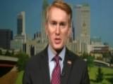 Sen. Lankford On Supreme Court Deadlock, Brussels Setbacks