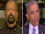 Sheriff Clarke Blasts Obama's 'Fox News Sunday' Interview
