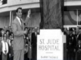 St. Jude Founder Honored At Hope And Heritage Gala