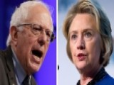 Sanders Continues To Hit Hillary Clinton's Wall Street Ties