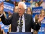 Sanders Resists Pressure To Drop Out Of Presidential Race