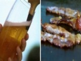 Study Links Bacon, Booze And Obesity To Stomach Cancer