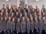 Students Singing National Anthem At 9 11 Memorial Silenced