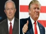 Sen. Sessions: Trump Will Continue To Get Stronger