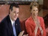 Sen. Cruz: Decision To Pick Fiorina Was 'very, Very Easy'