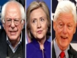 Sanders Persists While Clinton Taps Into Bill's Popularity