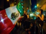Starnes: Anti-Trump Crowd Waves Mexican Flag, Burns US Flag