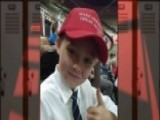 School Bans Boy From Wearing Trump Cap