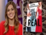 Sadie Robertson Of 'Duck Dynasty' Pens Fiction Book