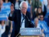 Sanders Camp Blasts 'rush To Judgment' On Clinton Nomination