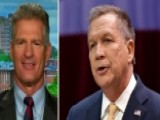 Scott Brown: Kasich Should Be A Leader And Back Trump