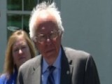 Sanders Speaks Out After White House Meeting With Obama