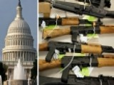 Senate Blocks Four Gun Control Measures