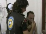Syrian Rebels Claim Assad Regime Used Chemical Weapons