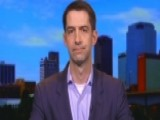 Sen. Cotton Compares Iran 'ransom' To Drug Cartel Dealings