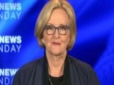 Sen. Claire McCaskill On New Controversy Facing Clinton