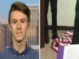 Student Speaks Out After Teacher Stomps On US Flag