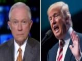 Sen. Sessions On Cruz Endorsement, Immigration Gaffes