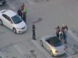 Shooter Opens Fire At Houston Shopping Center