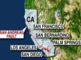 Seismic Increase Off California Alarms Earthquake Experts