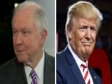 Sen. Sessions: Trump Is Committed To Ending The Lawlessness