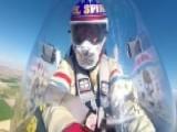 Stuntman Attempts Evel Knievel's Failed Jump