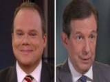 Stirewalt: Clinton, Trump Better Prepare For Chris Wallace