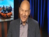 Sir Patrick Stewart Shows No Signs Of Slowing Down