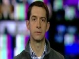 Sen. Tom Cotton Shares A Warning About ObamaCare