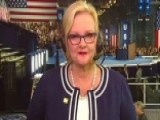 Sen. Claire McCaskill Still Confident Clinton Will Win
