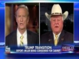 Sid Miller 'certainly Interested' In Trump Cabinet Post