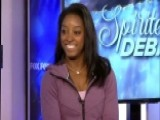 Simone Biles Attributes Olympic Success To Her Faith