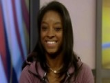Simone Biles On Finding The 'Courage To Soar'