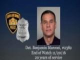 Suspect Arrested In San Antonio Police Officers Death