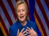 Supporters Push Hillary Campaign To Seek Recount