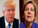 Sen. Warren Wants Investigation Of Trump's Transition Team