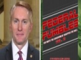 Sen. Lankford Accuses The Government Of Blowing $105 Billion