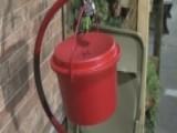 Salvation Army Fundraising Kettles Stolen