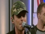 Singer Granger Smith Hospitalized After Fall From Stage