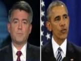 Sen. Cory Gardner Calls On Obama To Stop The Regulations