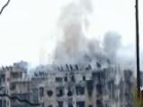 Syrian Rebels Call For Cease-fire In Aleppo