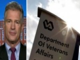 Scott Brown On Why Trump Has Yet To Fill VA Cabinet Position