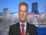 Scott Brown: Make No Mistake, We're At War