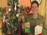 Supplies For Soldiers Spreading Holiday Cheer Overseas
