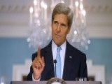 Sec. Of State John Kerry To Deliver Mideast Peace Speech