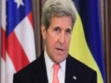 Secretary Kerry To Make Eleventh Hour Plea For Mideast Peace
