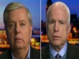 Sens. Graham, McCain Call For New Sanctions On Russia