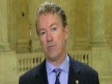 Sen. Paul: Republicans Should Stand For Balancing The Budget