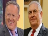 Spicer: Public Will Be 'unbelievably Impressed' By Tillerson