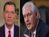 Sen. Barrasso: Tillerson Did An Exceptionally Good Job